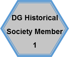 One Member of the Downers Grove Historical Society