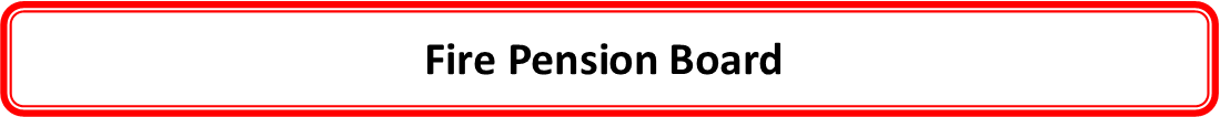 Fire Pension Board