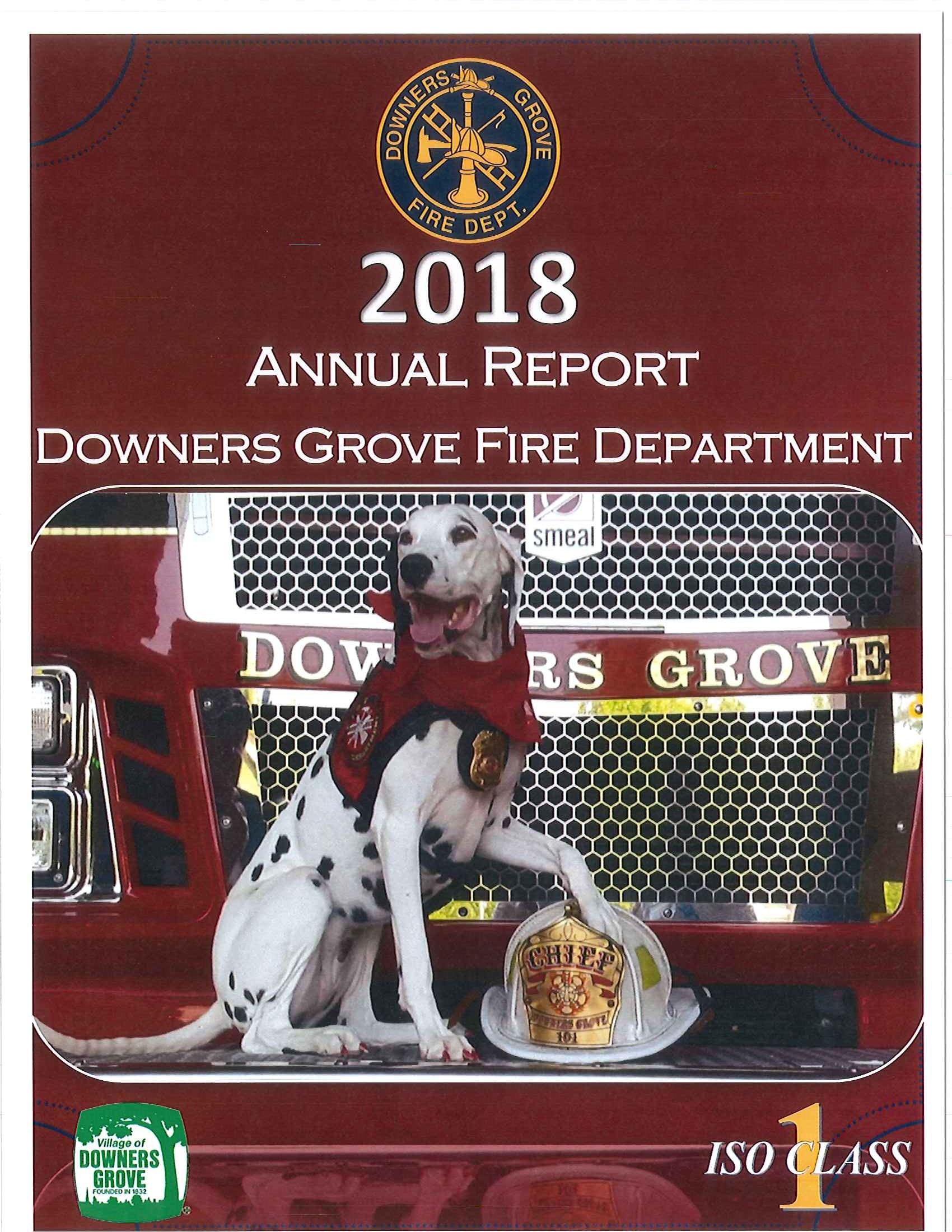 Fire Department | Village of Downers Grove