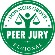Downers Grove Peer Jury Logo