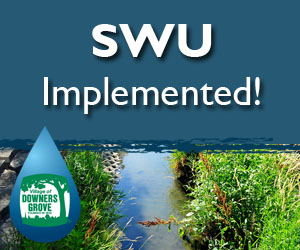 Stormwater utility implementation.