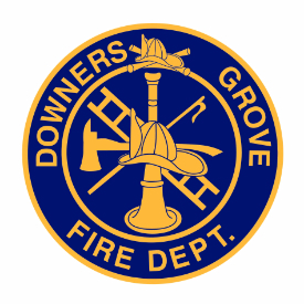 Downers Grove Fire Department seal