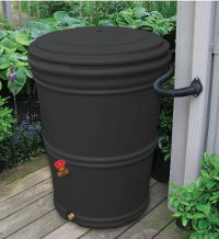 Sample Rain Barrel
